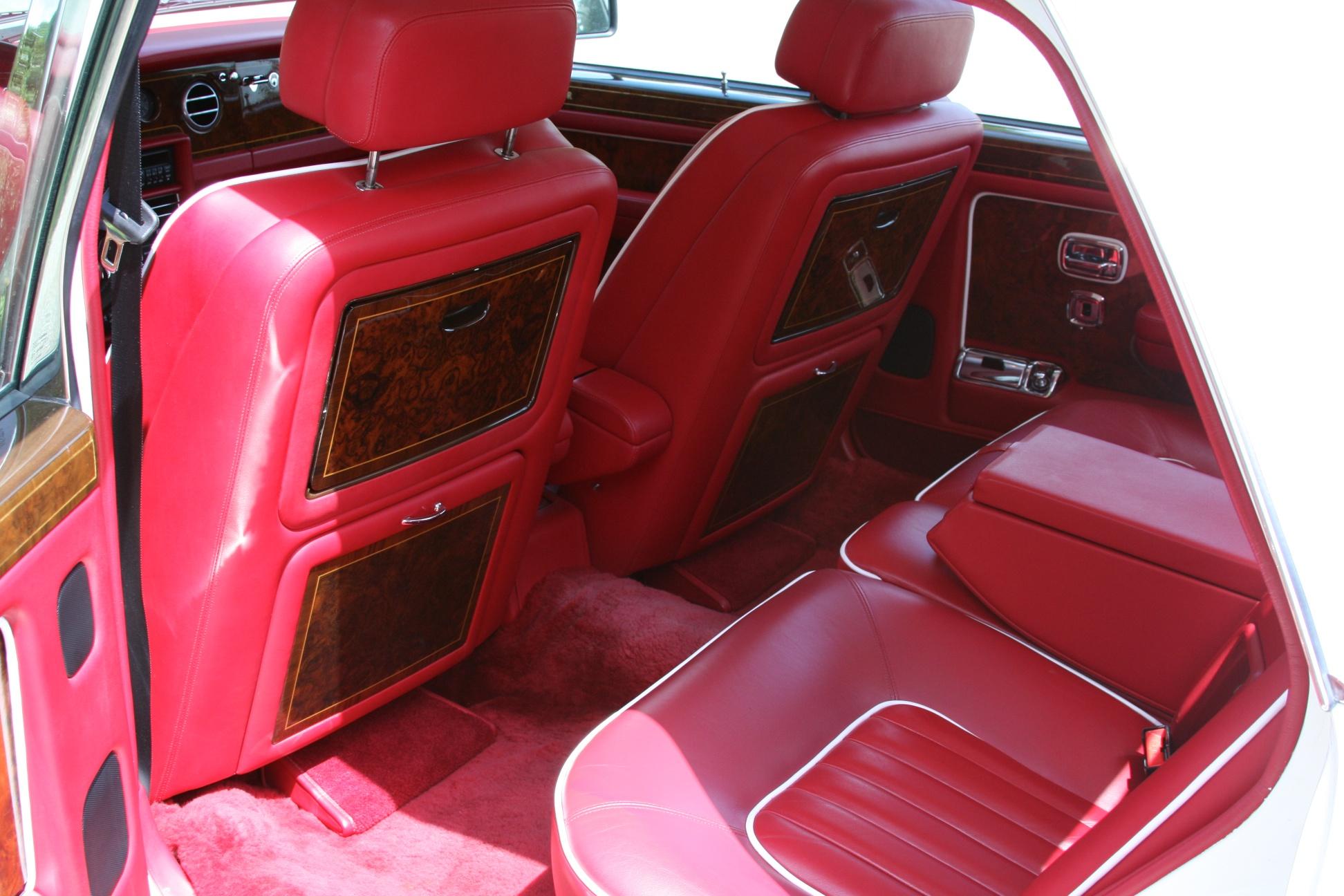 1991 Rolls-Royce Silver Spur II (MCX34449) - 25.jpg