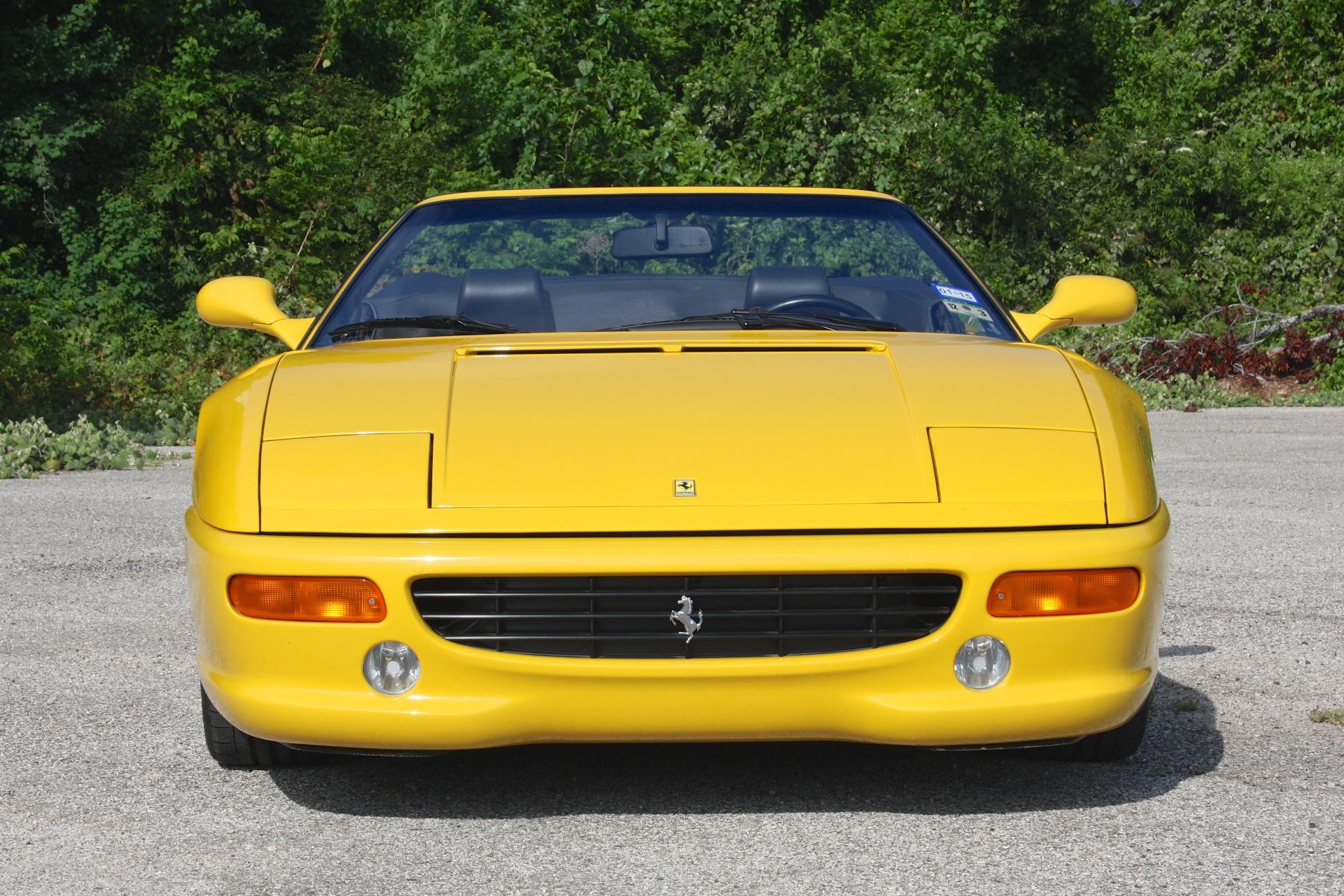 1999 Ferrari 355 F1 Spider (X0115075) - 03.jpg