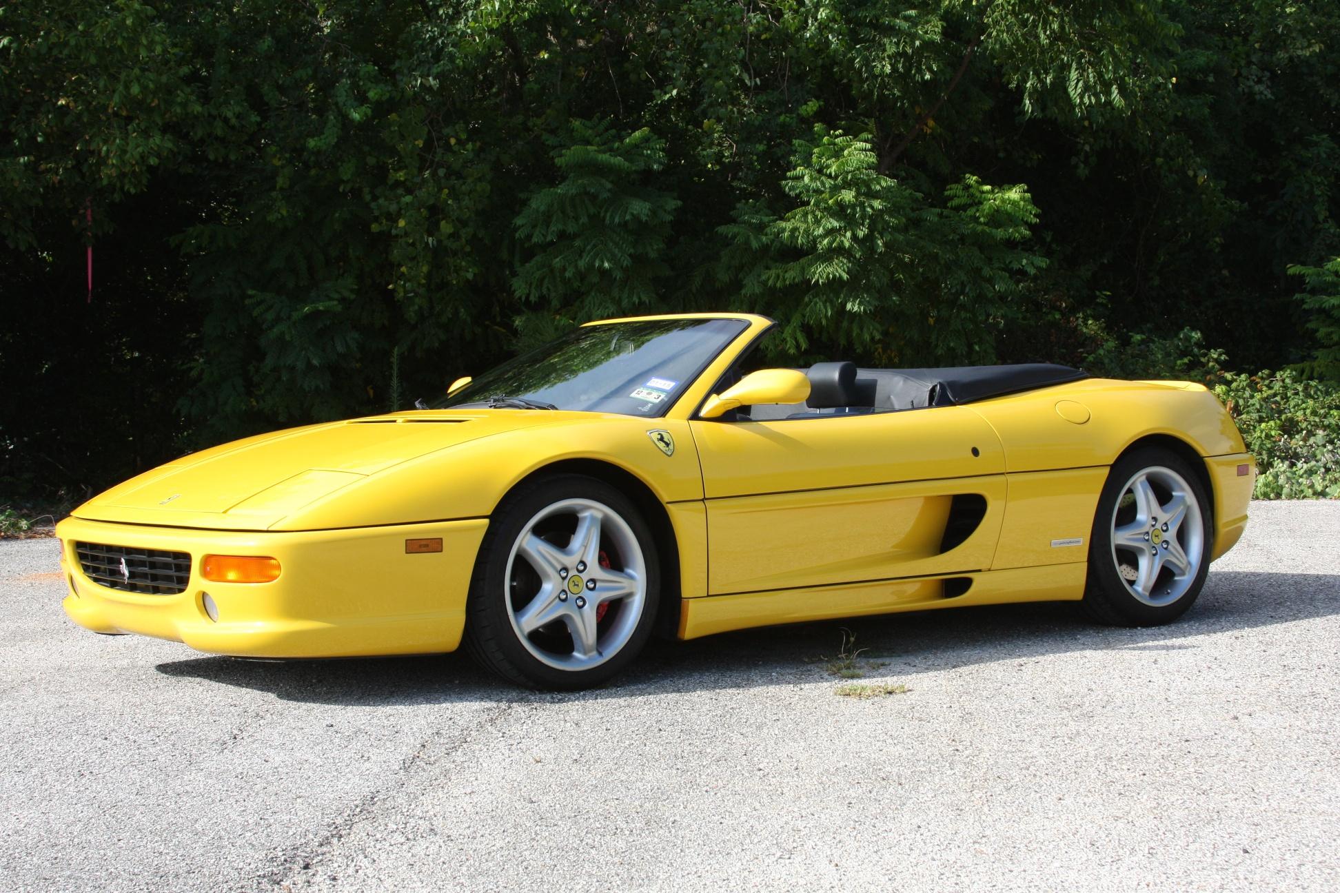 1999 Ferrari 355 F1 Spider (X0115075) - 05.jpg