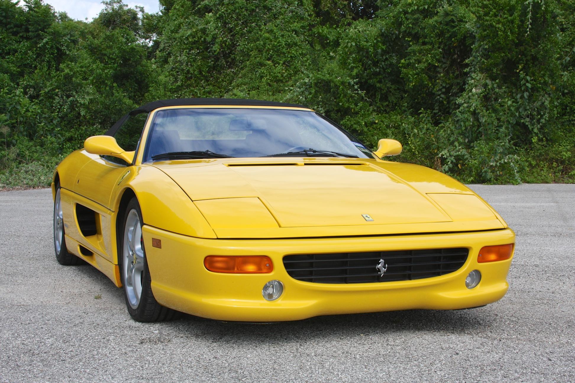 1999 Ferrari 355 F1 Spider (X0115075) - 13.jpg