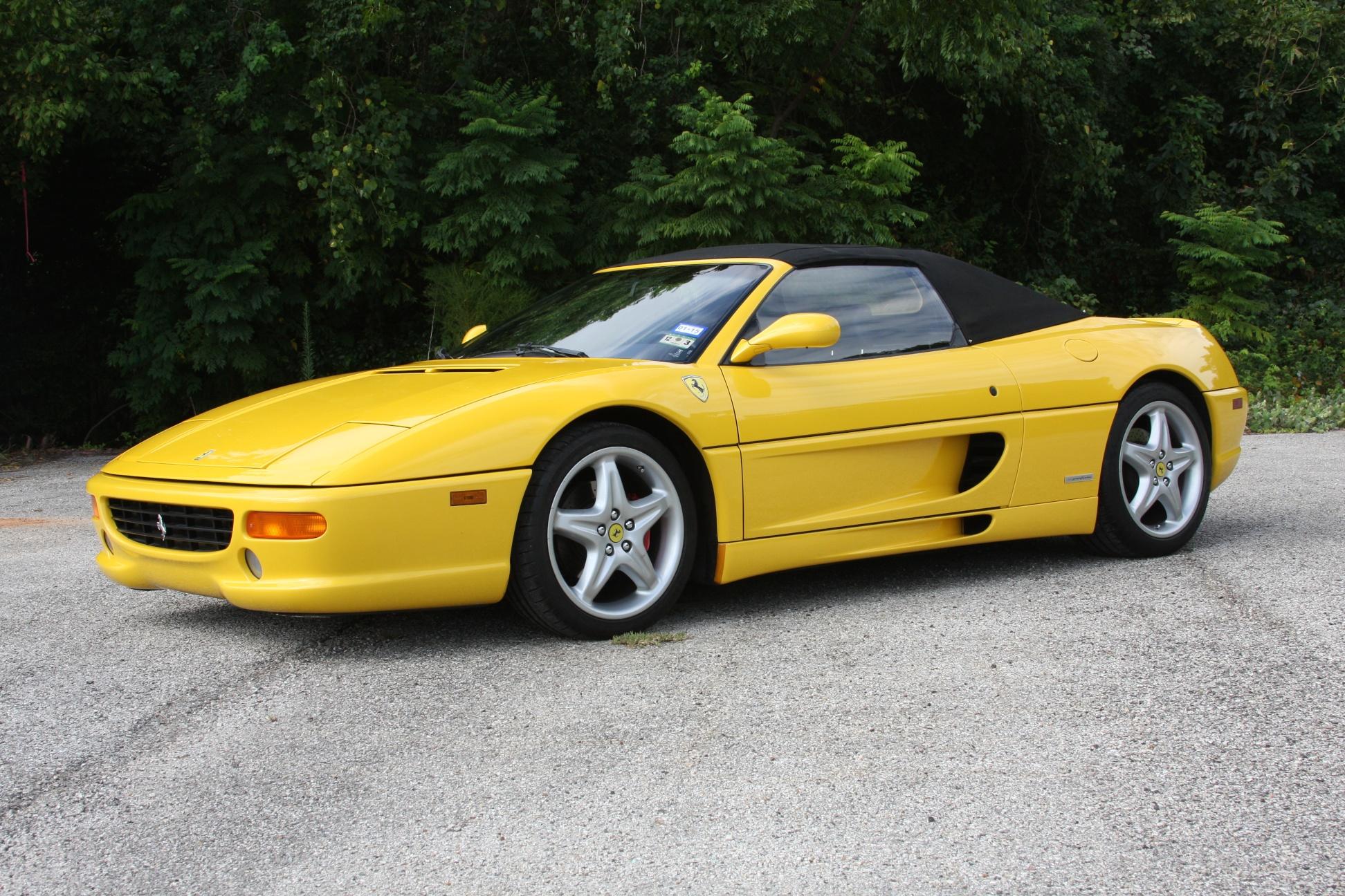 1999 Ferrari 355 F1 Spider (X0115075) - 16.jpg