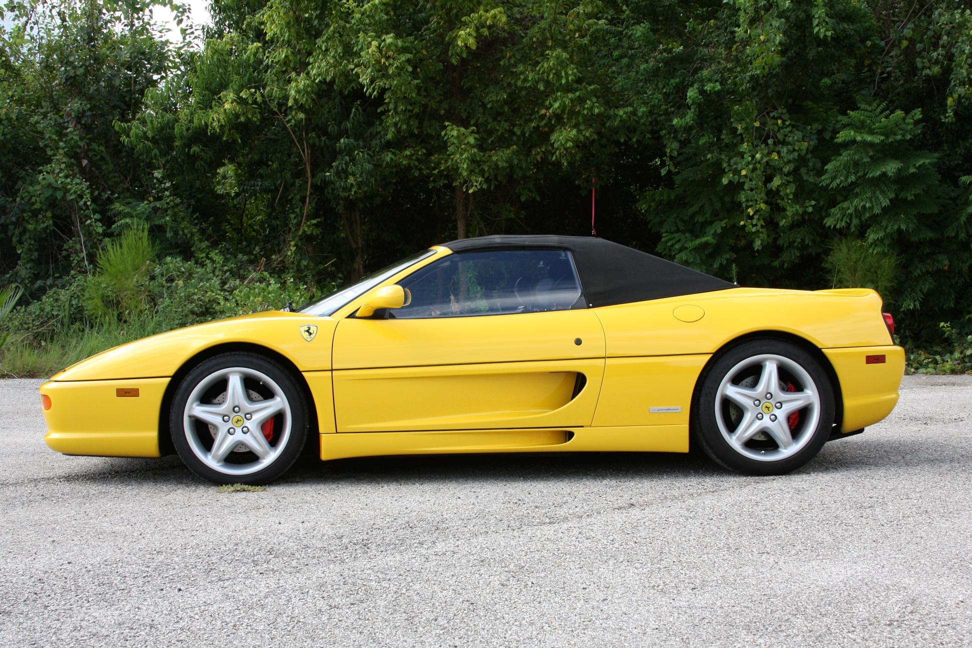 1999 Ferrari 355 F1 Spider (X0115075) - 17.jpg