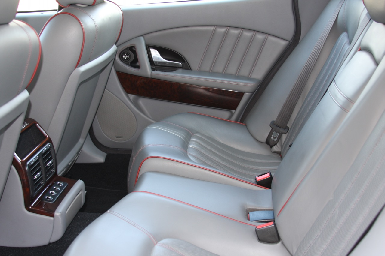 2008 Maserati Quattroporte - 25 of 33.jpg