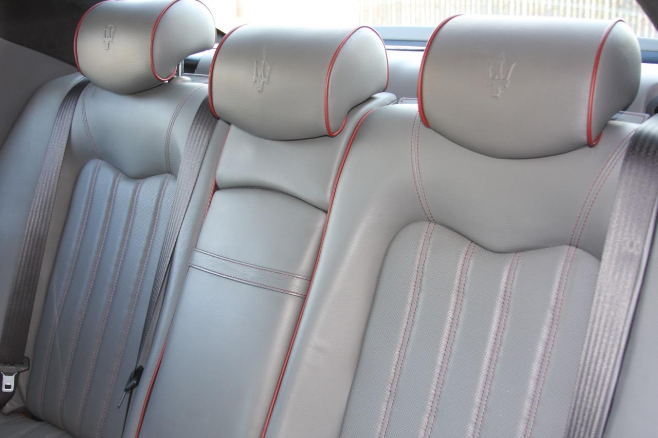 2008 Maserati Quattroporte - 26 of 33.jpg