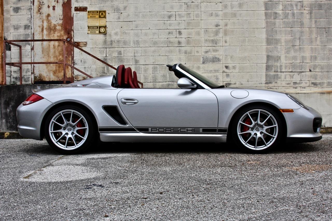 2011 Porsche Boxster Spyder (BS745448) - 06.jpg