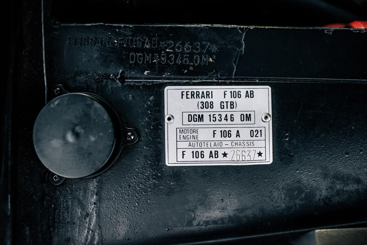 1978 Ferrari 308 GTB (26637) - 33.jpg