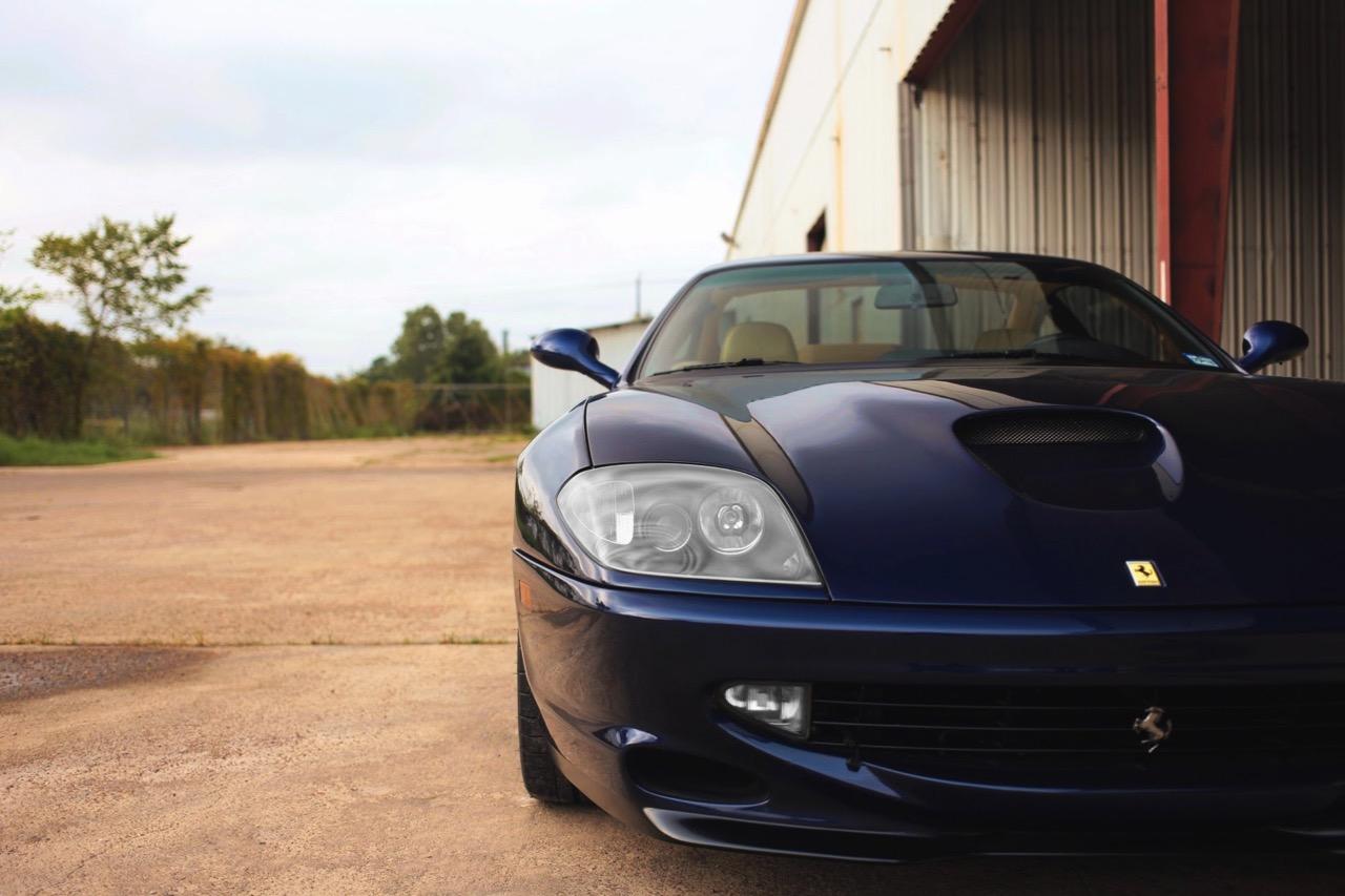 1998 Ferrari 550 Maranello (W0110055) - 08.jpg