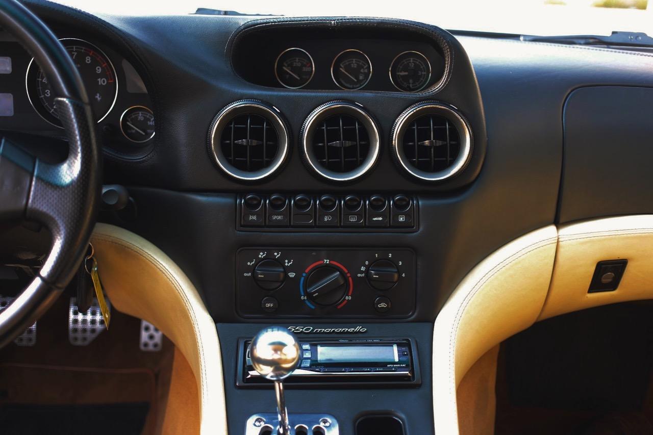 1998 Ferrari 550 Maranello (W0110055) - 15.jpg