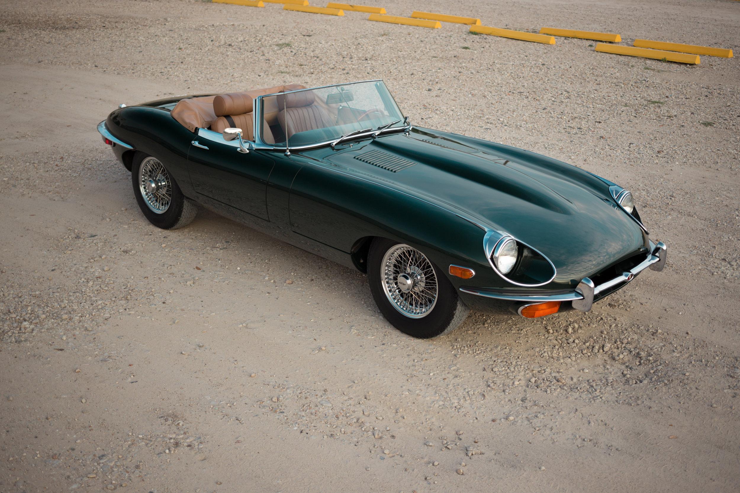 1970 Jaguar E-Type OTS (1R13393) - 17.jpg