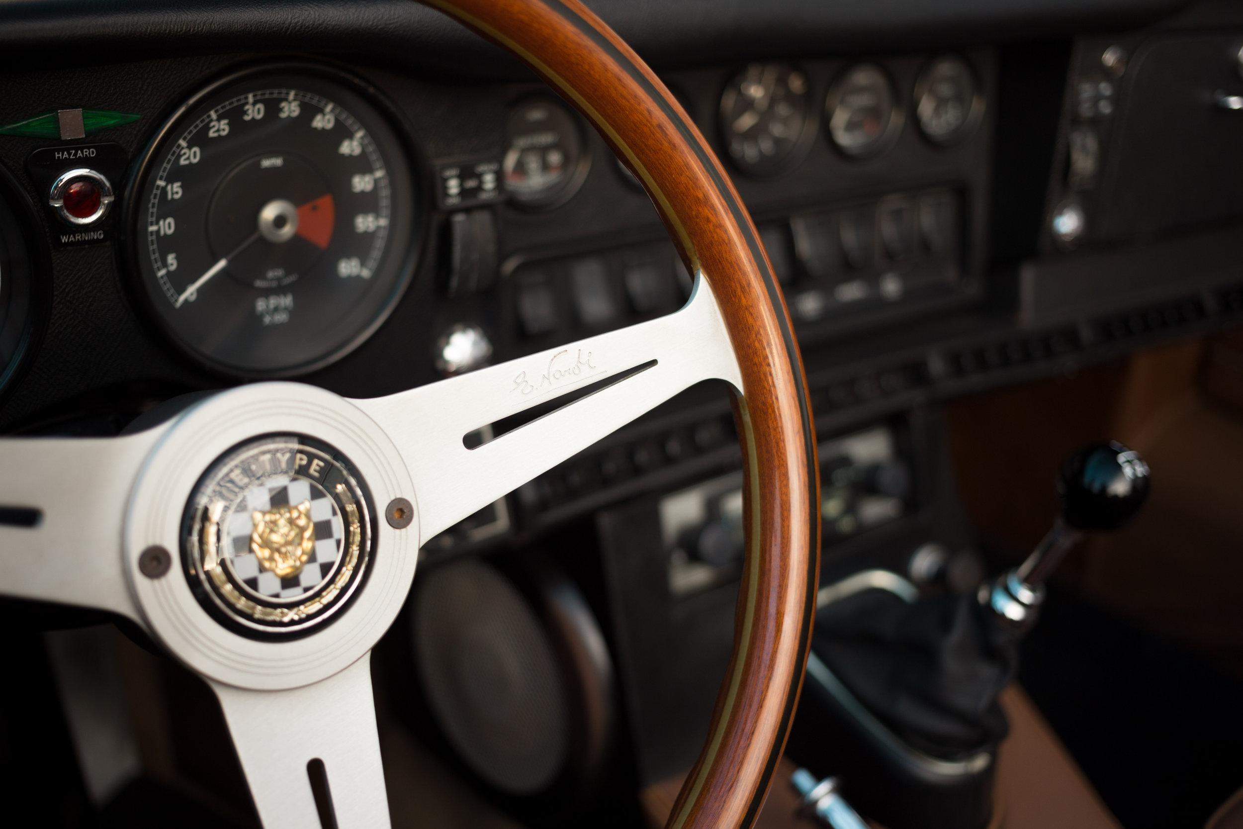 1970 Jaguar E-Type OTS (1R13393) - 30.jpg