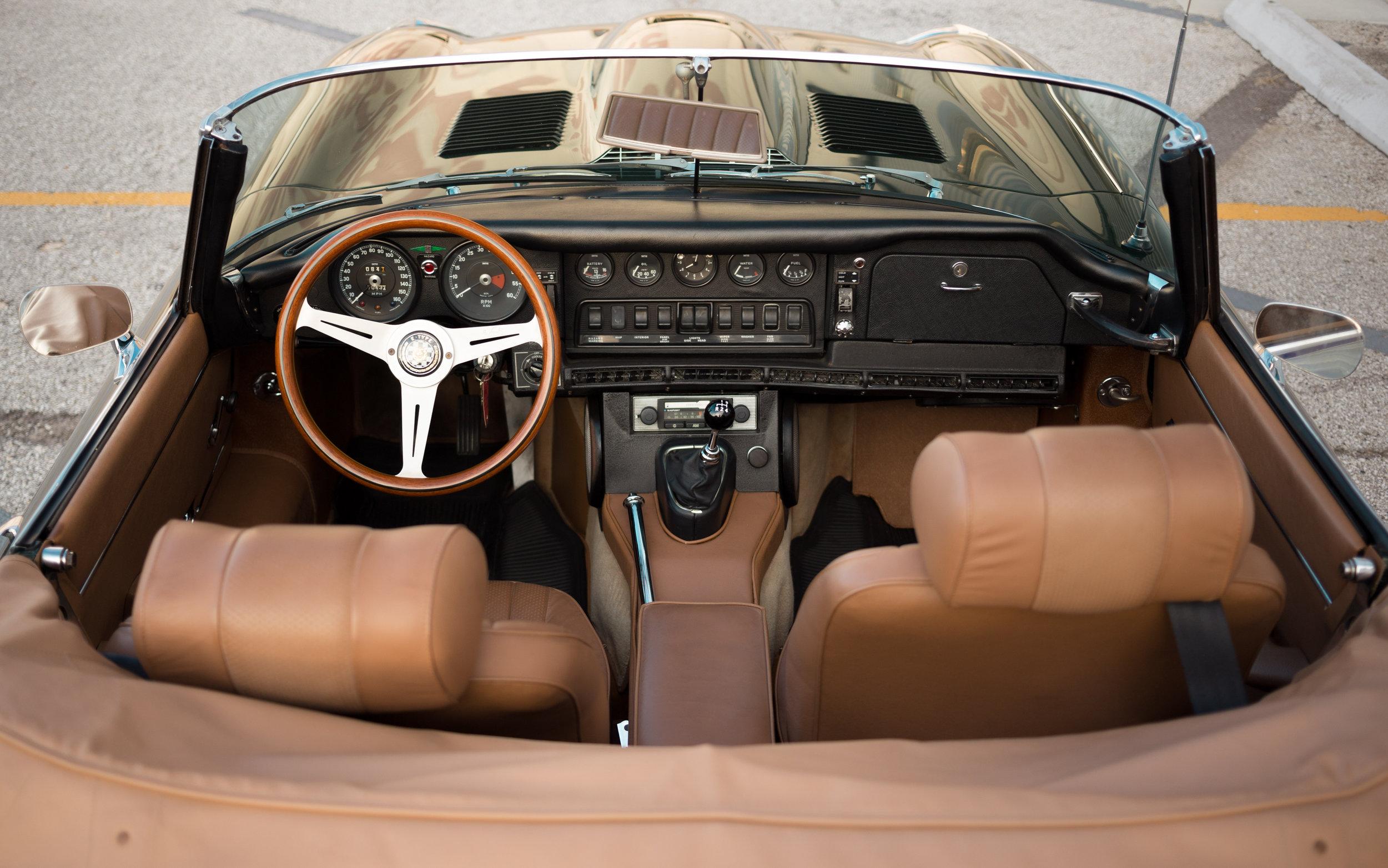 1970 Jaguar E-Type OTS (1R13393) - 33.jpg