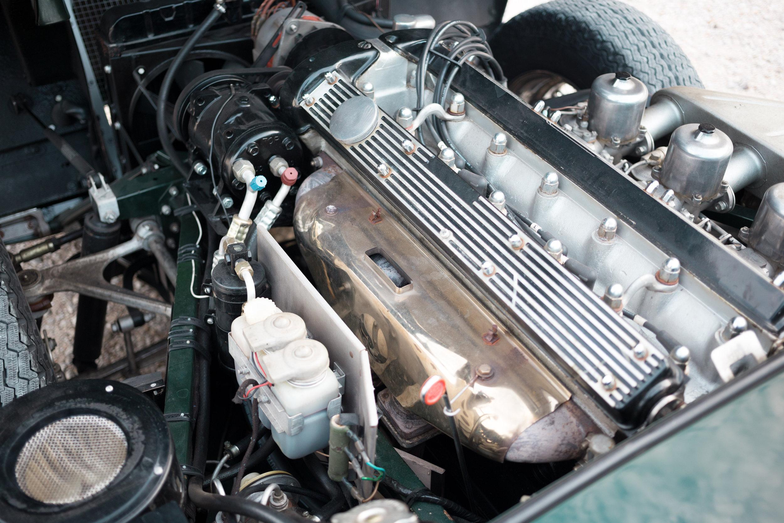 1970 Jaguar E-Type OTS (1R13393) - 43.jpg