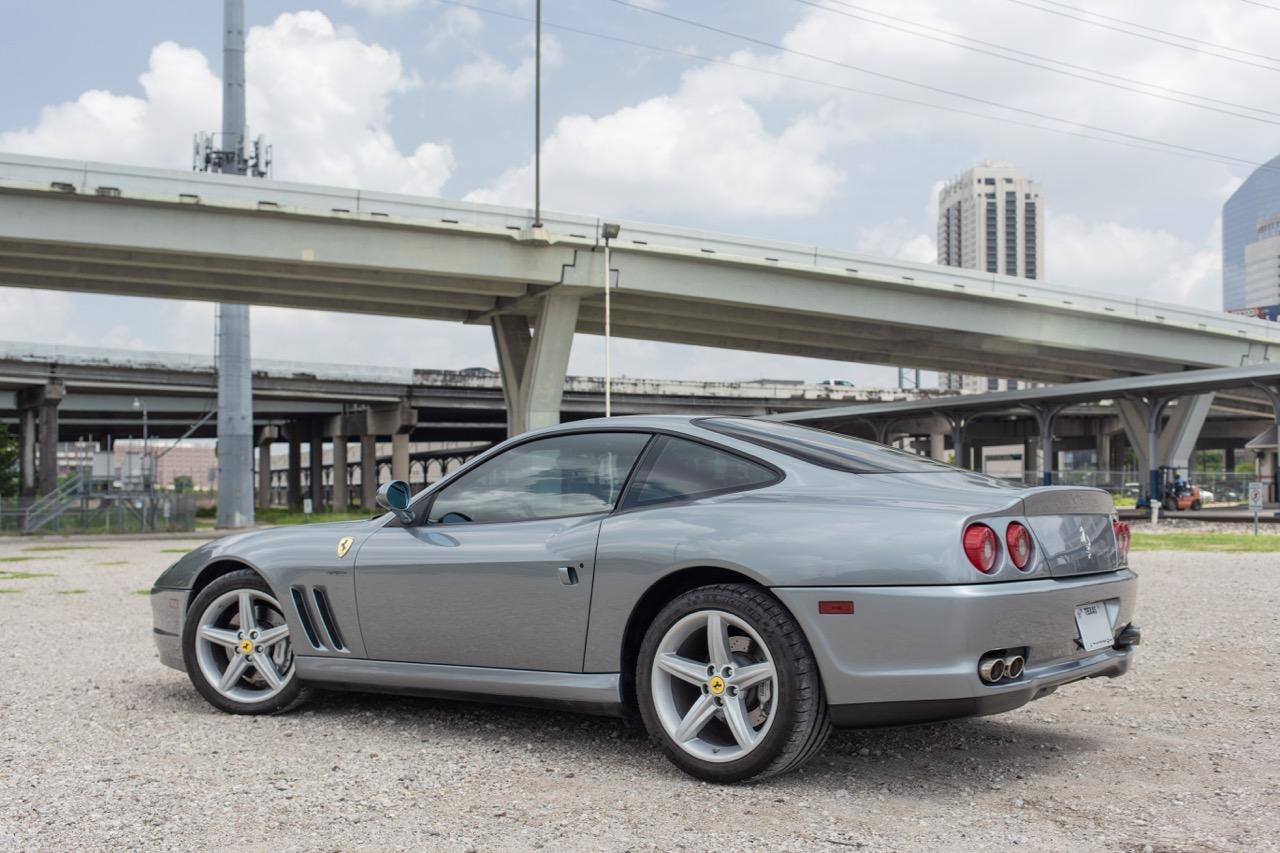 2002 Ferrari 575 Maranello (20128898) - 07.jpg