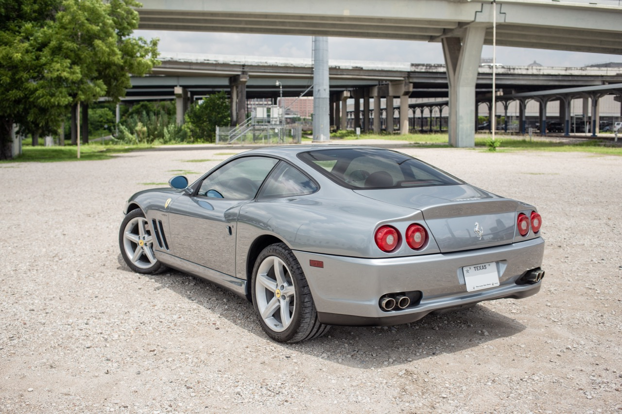 2002 Ferrari 575 Maranello (20128898) - 08.jpg