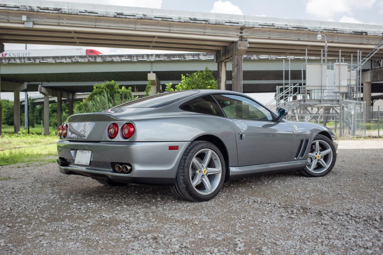 2002 Ferrari 575 Maranello (20128898) - 11.jpg