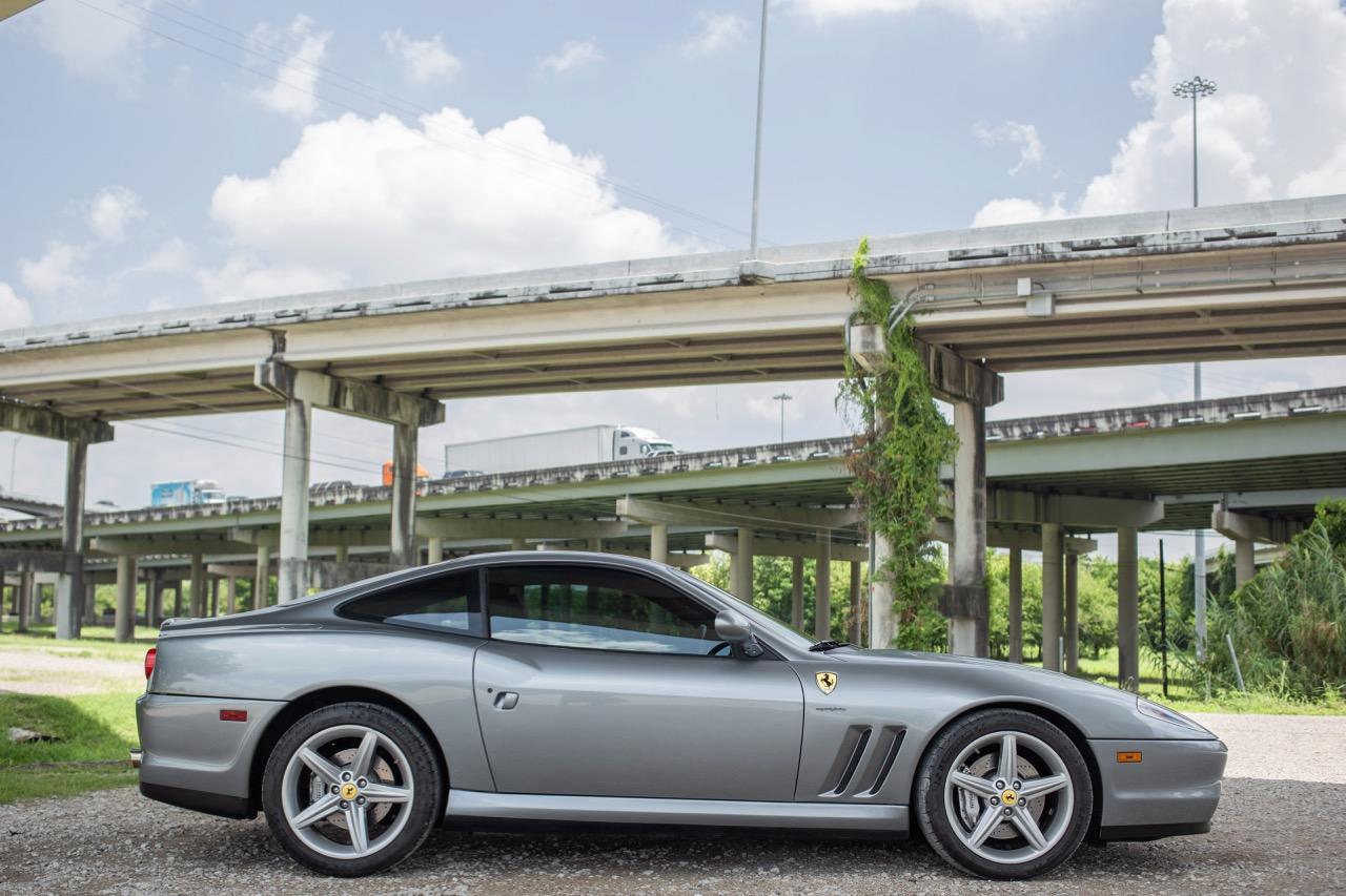 2002 Ferrari 575 Maranello (20128898) - 14.jpg