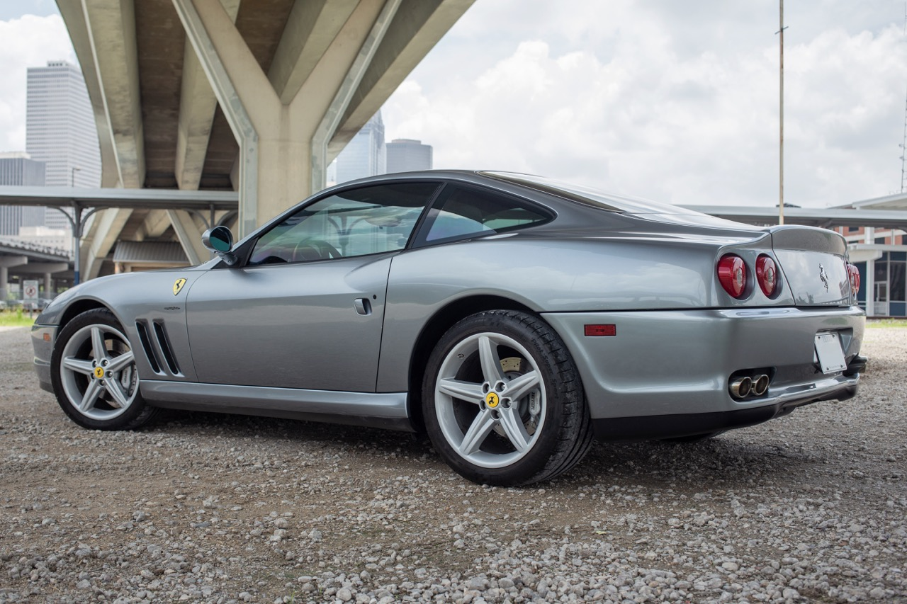2002 Ferrari 575 Maranello (20128898) - 17.jpg