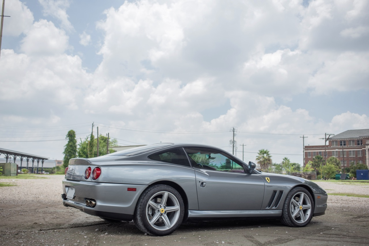 2002 Ferrari 575 Maranello (20128898) - 18.jpg