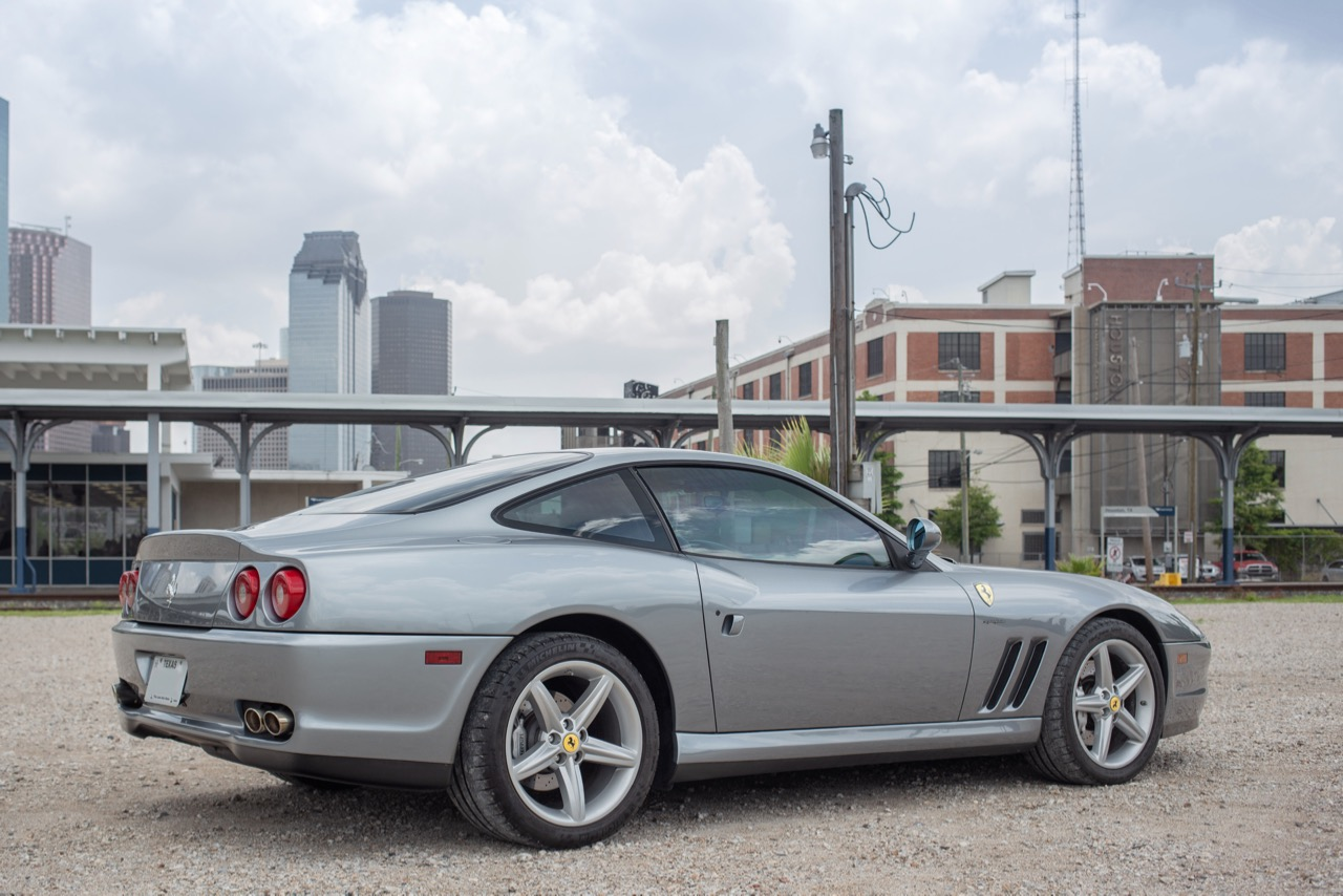 2002 Ferrari 575 Maranello (20128898) - 26.jpg