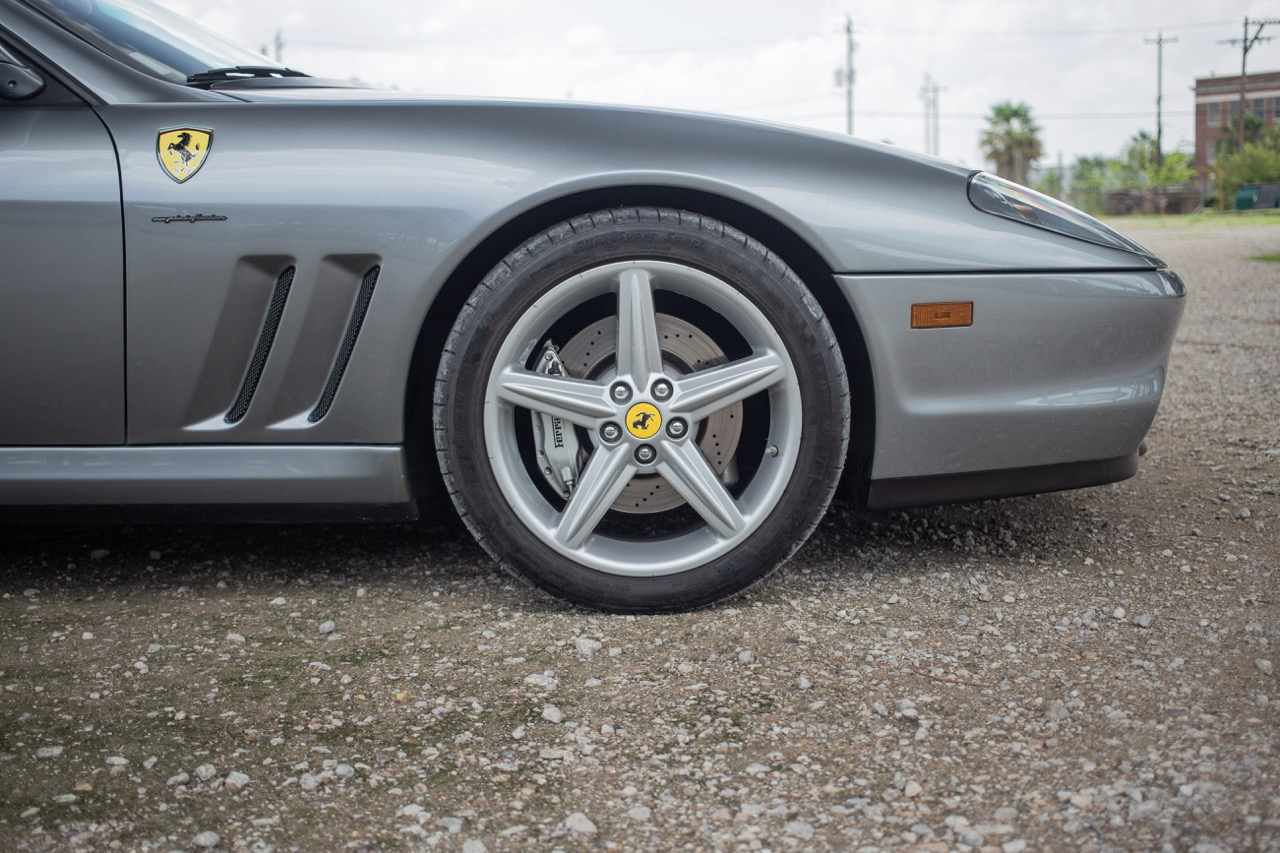 2002 Ferrari 575 Maranello (20128898) - 30.jpg