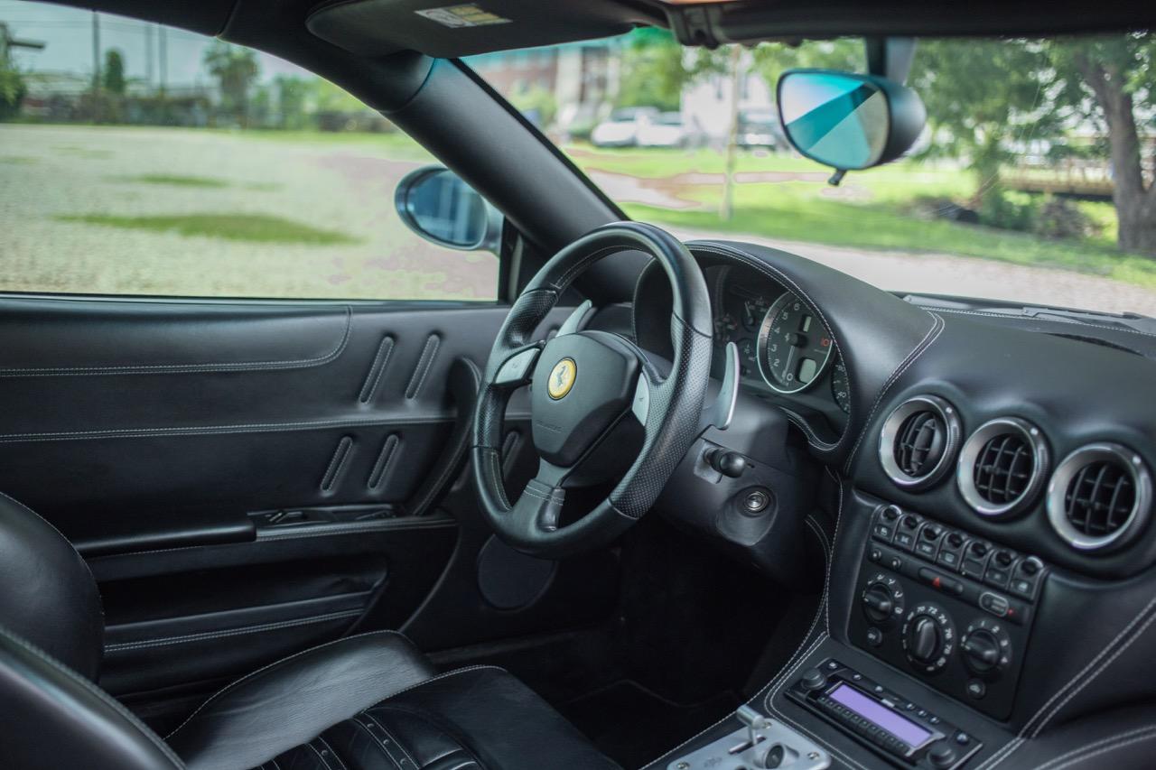 2002 Ferrari 575 Maranello (20128898) - 53.jpg