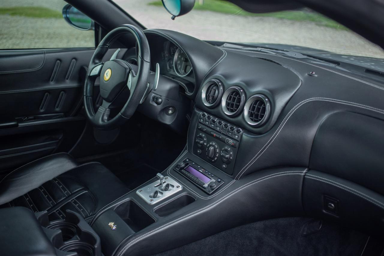 2002 Ferrari 575 Maranello (20128898) - 54.jpg