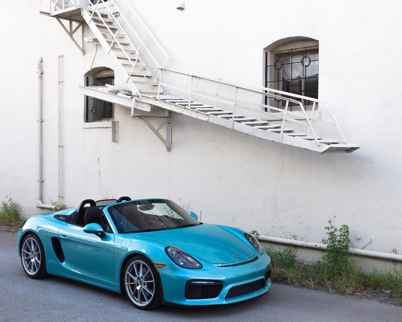 2016 Porsche Boxster Spyder (GS152671) - 04.jpg