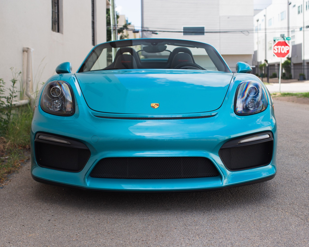 2016 Porsche Boxster Spyder (GS152671) - 25.jpg