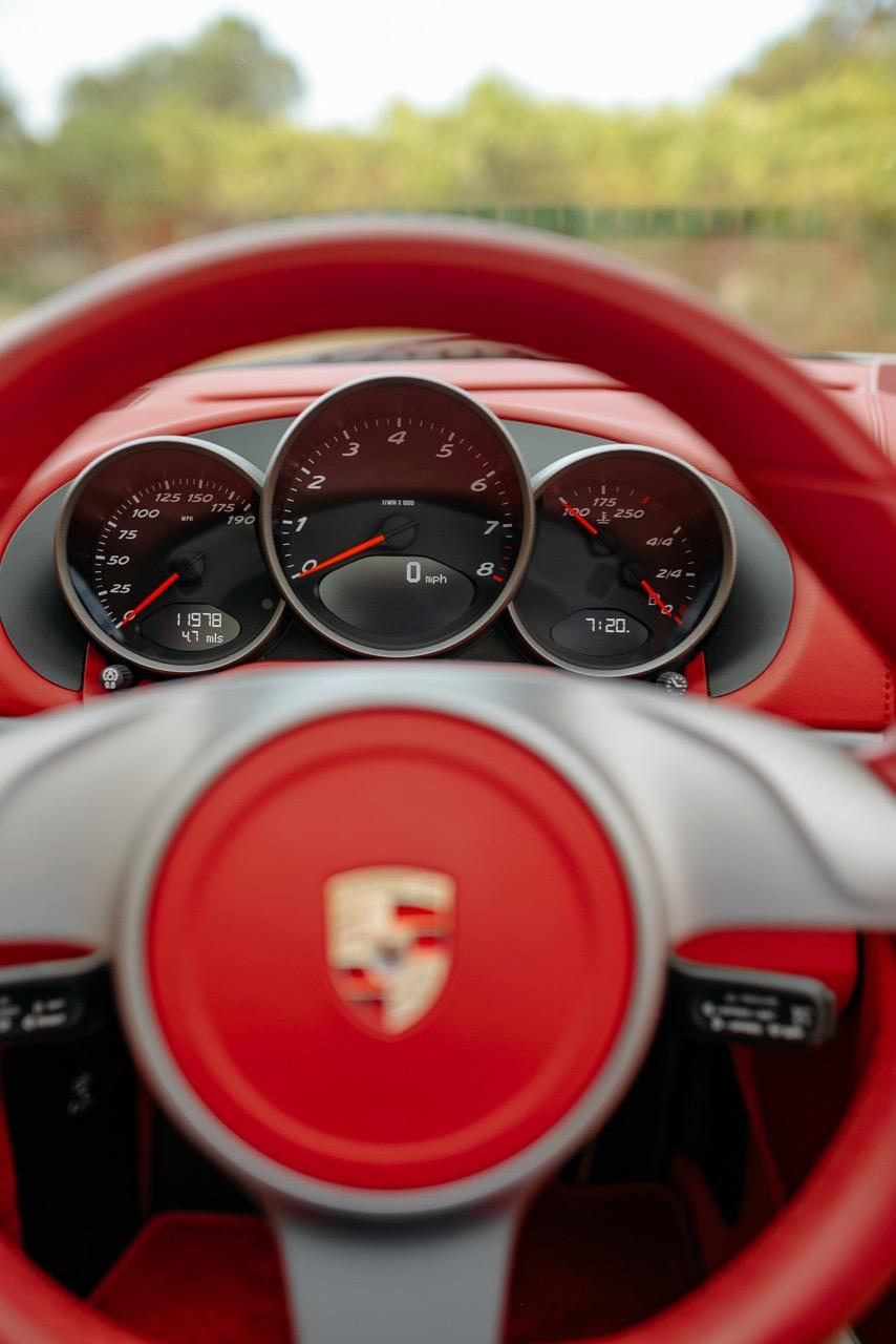 2011 Porsche Boxster Spyder (BS745117) - 111.jpg