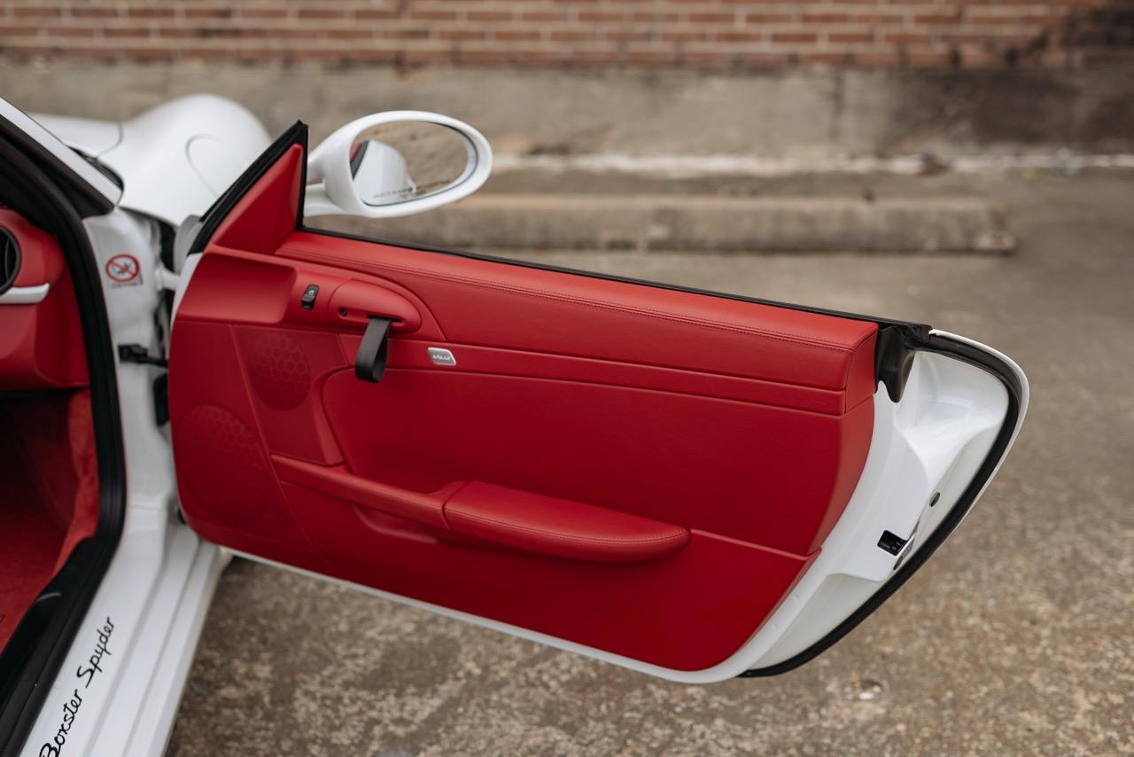 2011 Porsche Boxster Spyder (BS745117) - 117.jpg