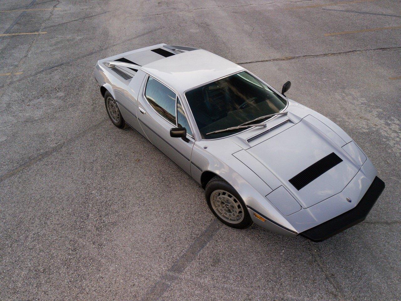 1977 Maserati Merak SS (AM122US2210) - 03.jpg