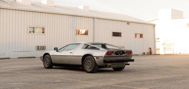 1977 Maserati Merak SS (AM122US2210) - 08.jpg