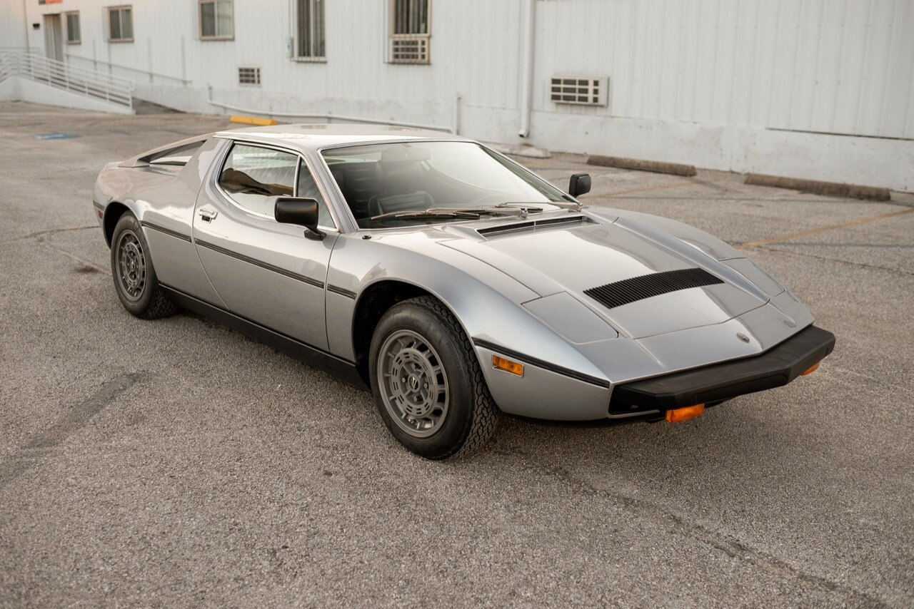 1977 Maserati Merak SS (AM122US2210) - 13.jpg