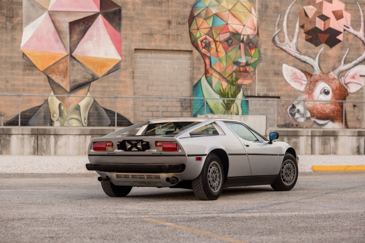 1977 Maserati Merak SS (AM122US2210) - 17.jpg
