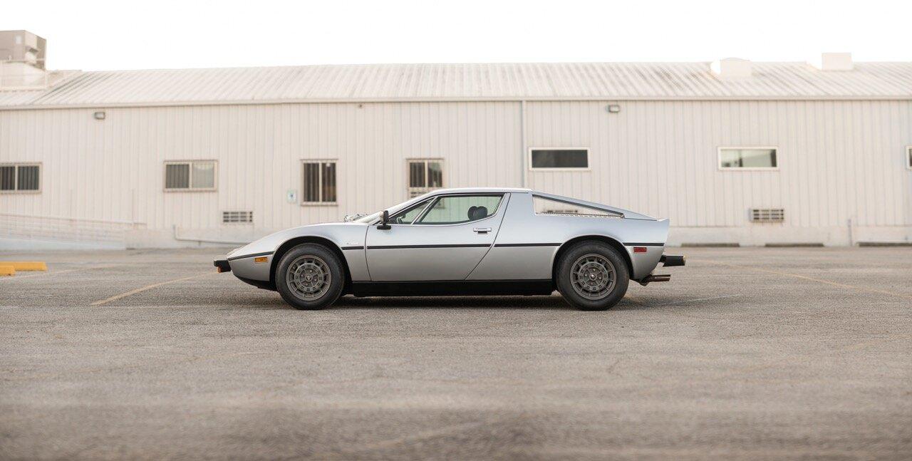 1977 Maserati Merak SS (AM122US2210) - 20.jpg