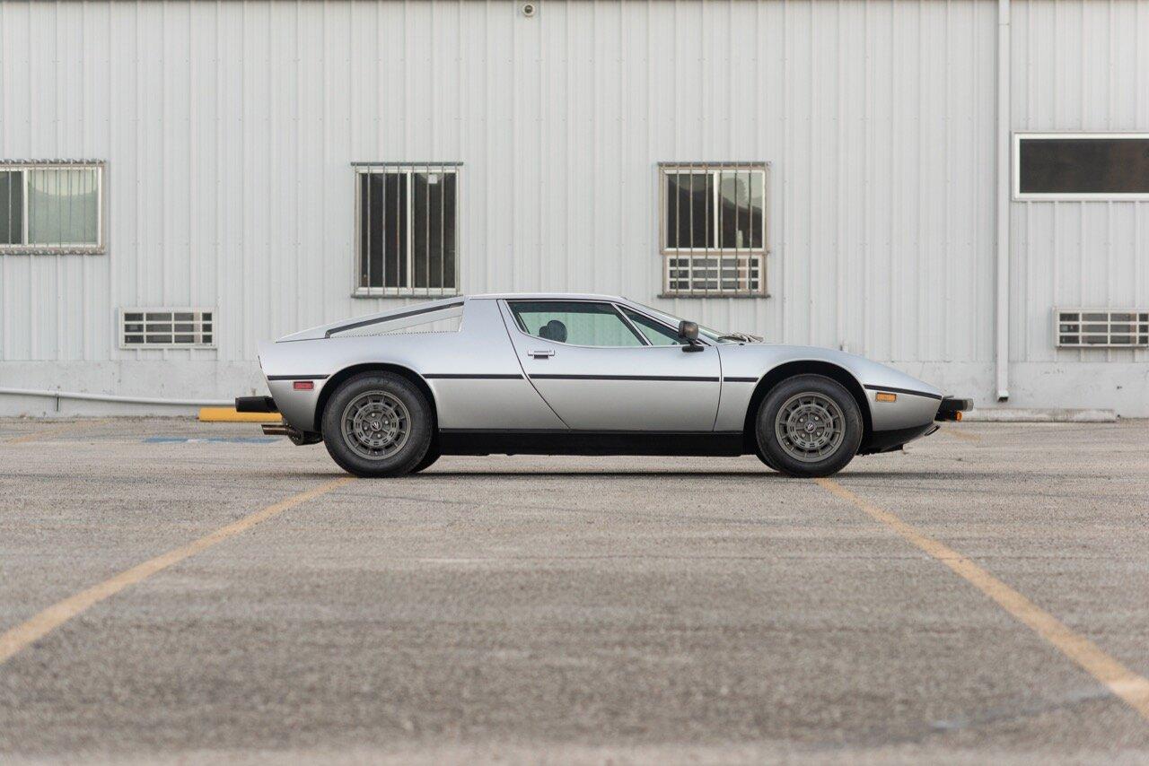 1977 Maserati Merak SS (AM122US2210) - 22.jpg