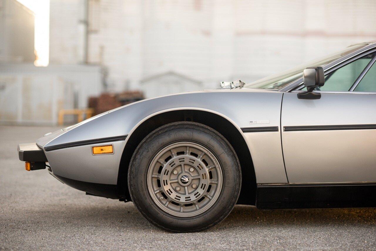1977 Maserati Merak SS (AM122US2210) - 26.jpg