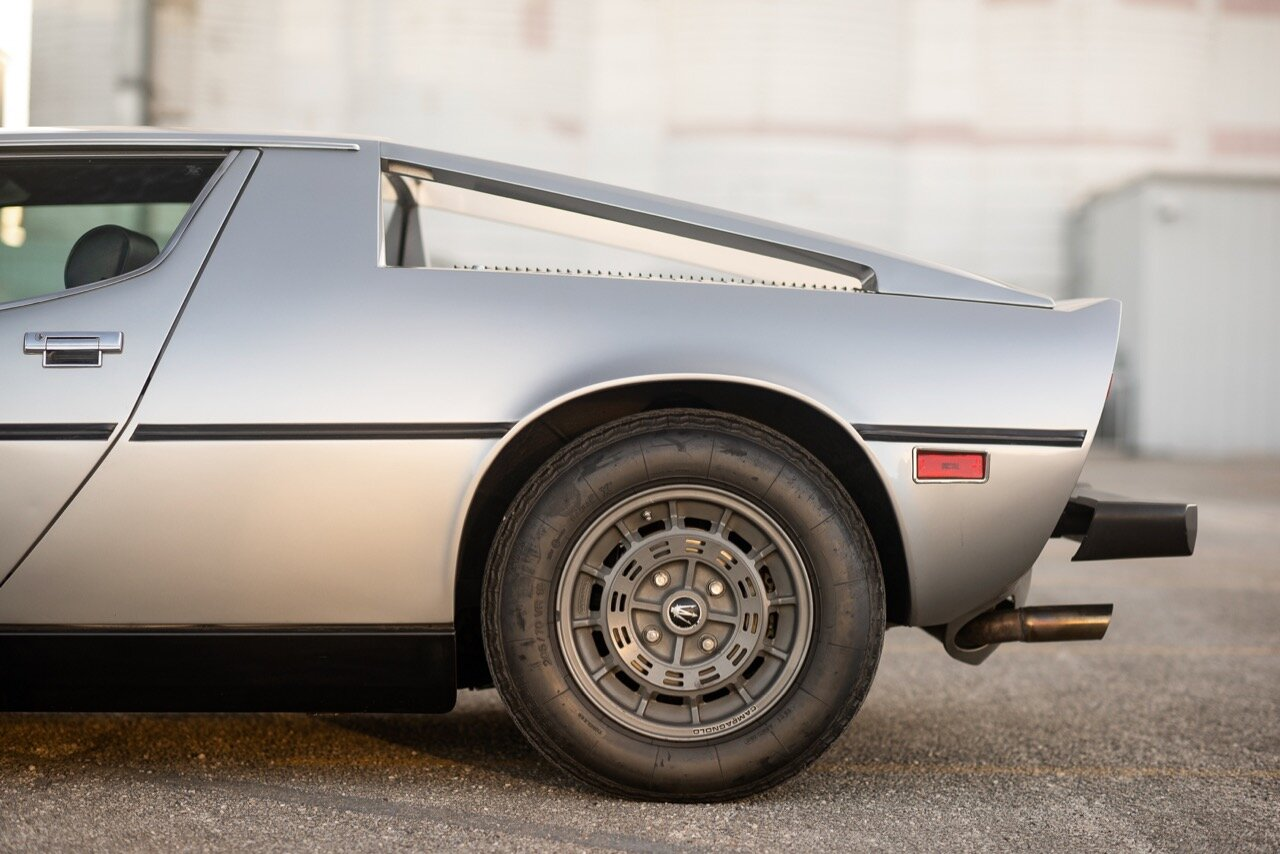 1977 Maserati Merak SS (AM122US2210) - 27.jpg