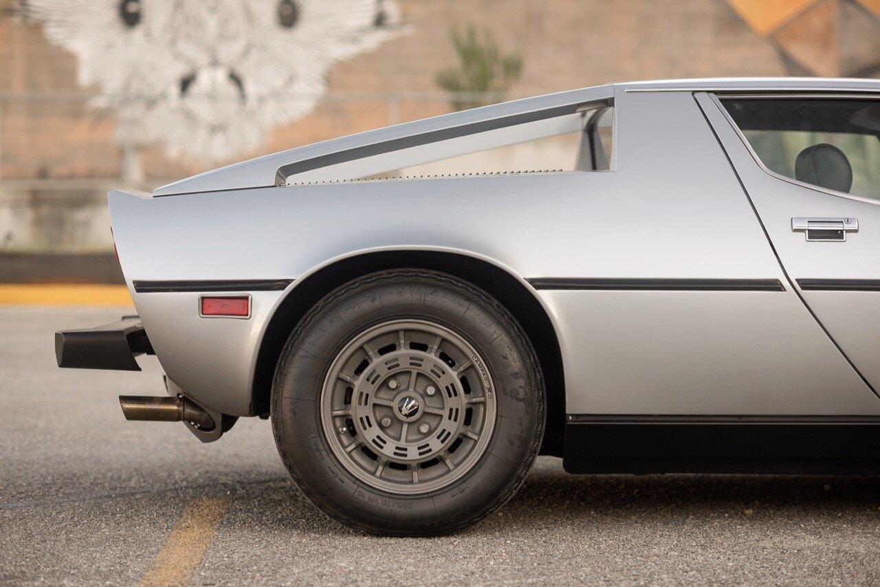 1977 Maserati Merak SS (AM122US2210) - 28.jpg