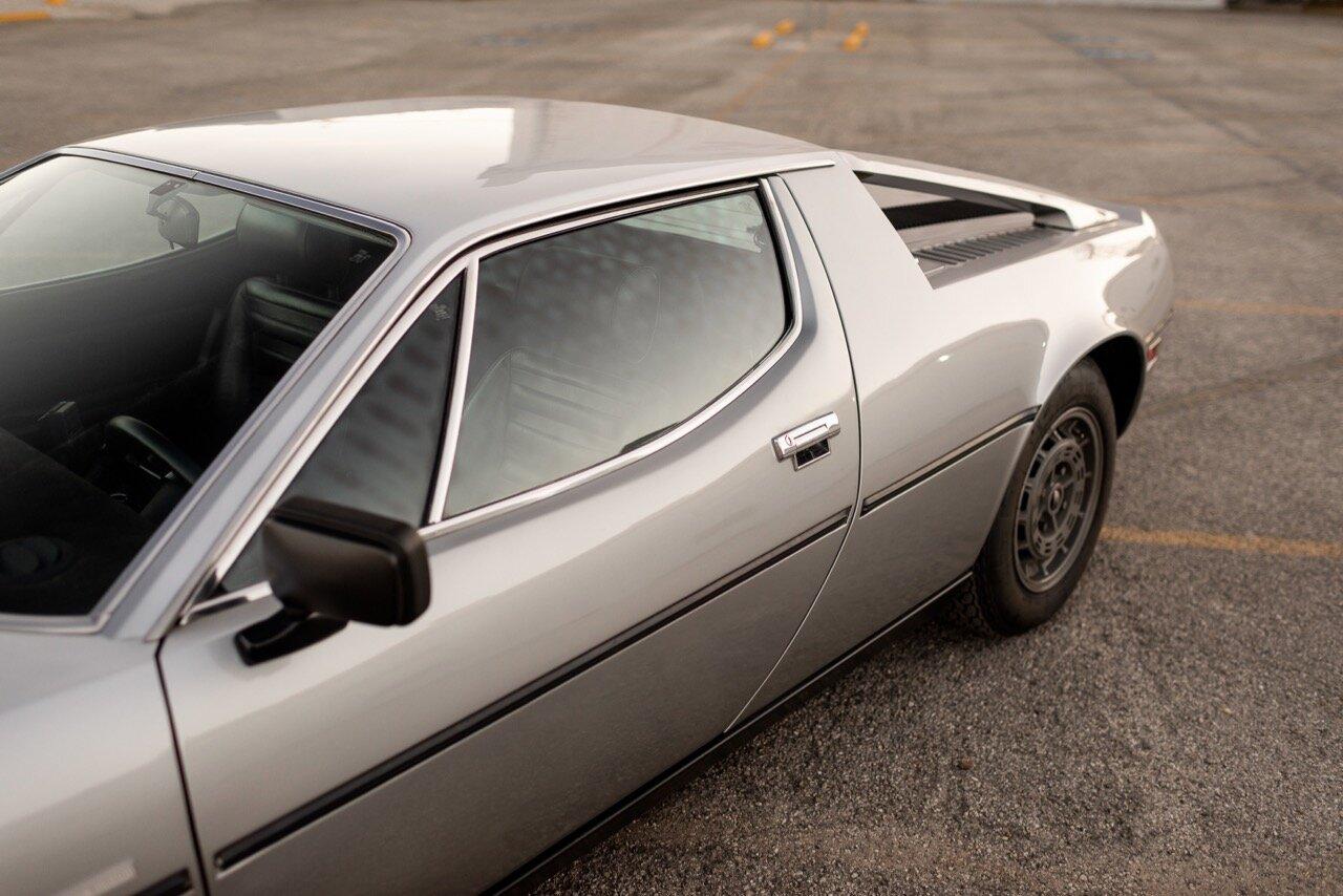 1977 Maserati Merak SS (AM122US2210) - 31.jpg