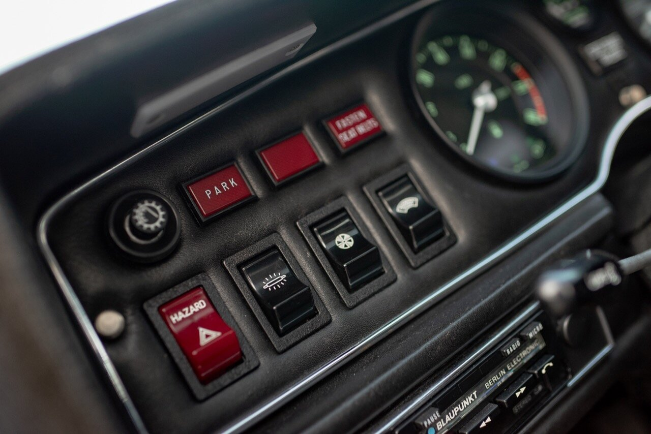 1977 Maserati Merak SS (AM122US2210) - 39.jpg