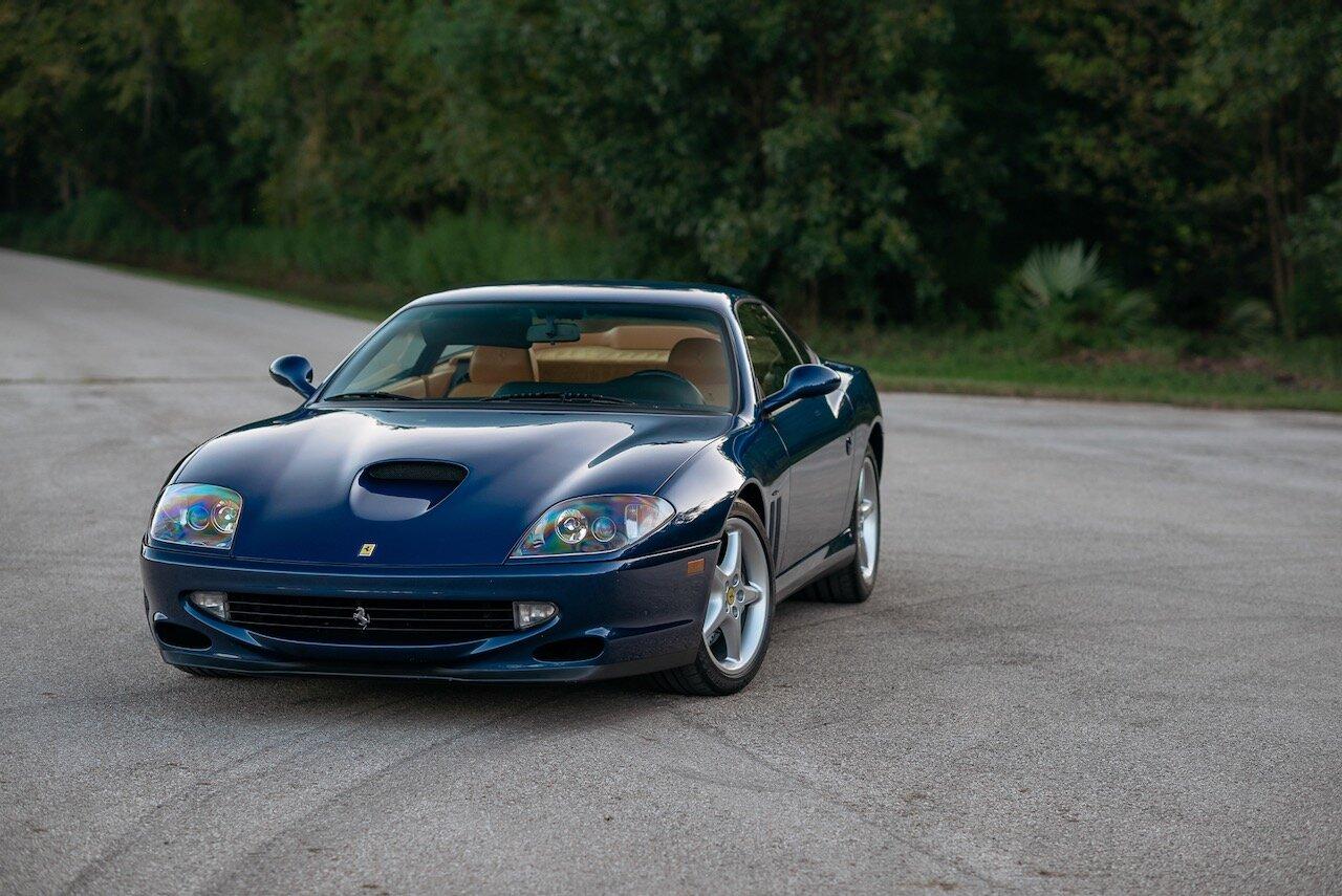 1999 Ferrari 550 Maranello (X0115751)-14.jpeg