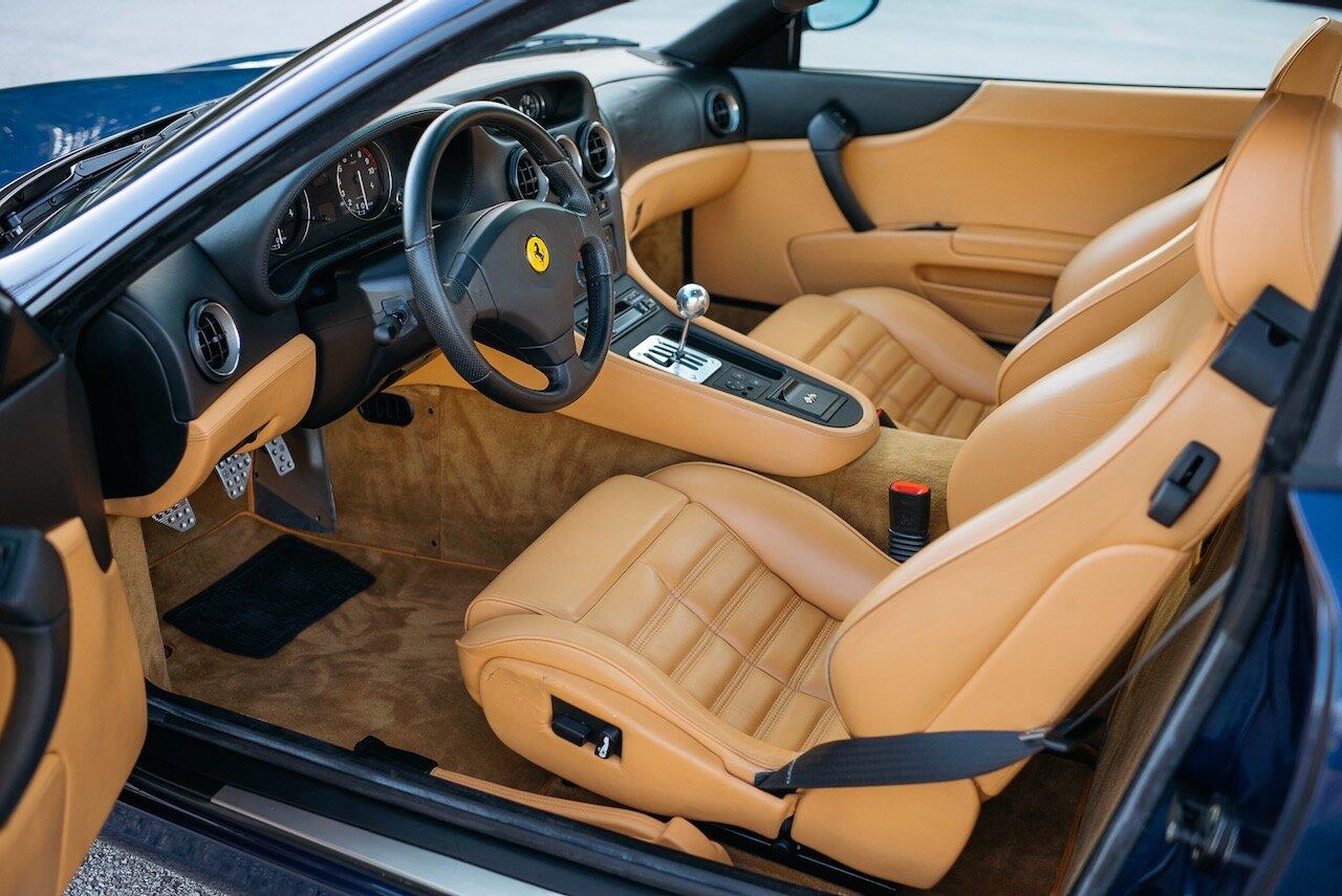 1999 Ferrari 550 Maranello (X0115751)-17.jpeg