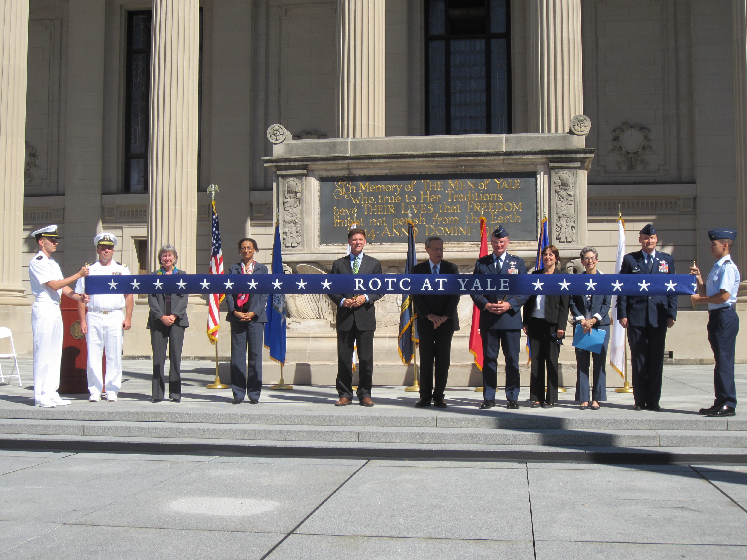 ROTC ribbon-cutting ceremony (September 21, 2012) 004.jpg