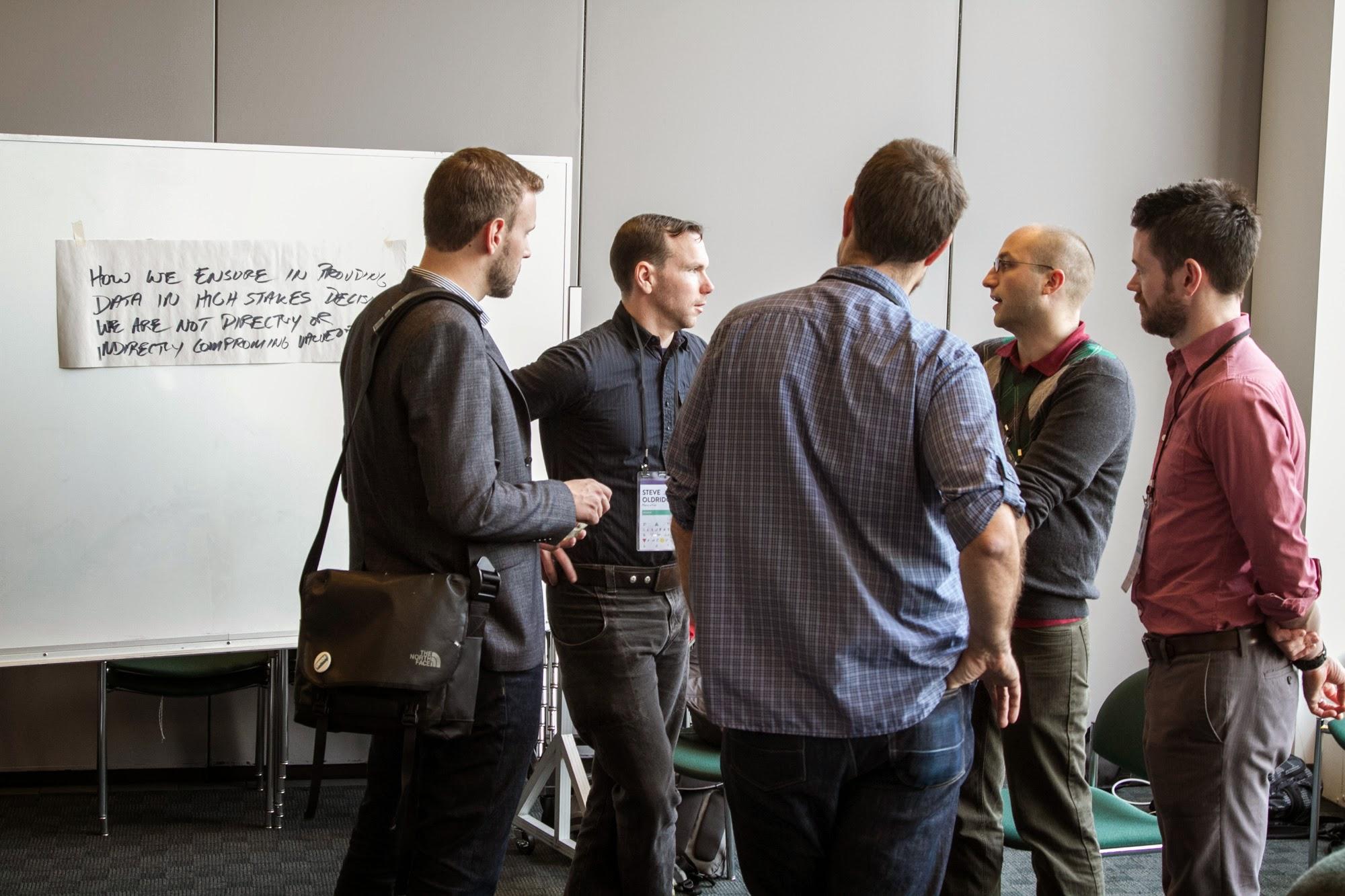 Participants: Vojtech Sedlak, Steve Oldridge, Theo Rosenfeld, Mark Twohig, Milan Veverka
