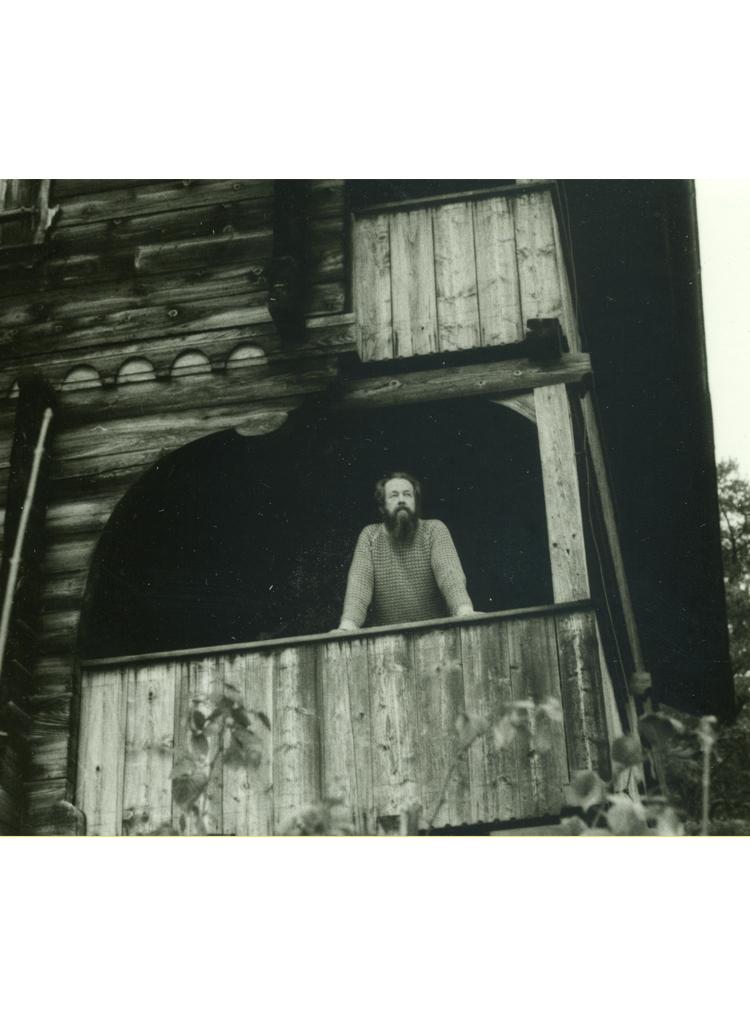 7.21 ┆    At Holznacht (near Basel).   Autumn 1975