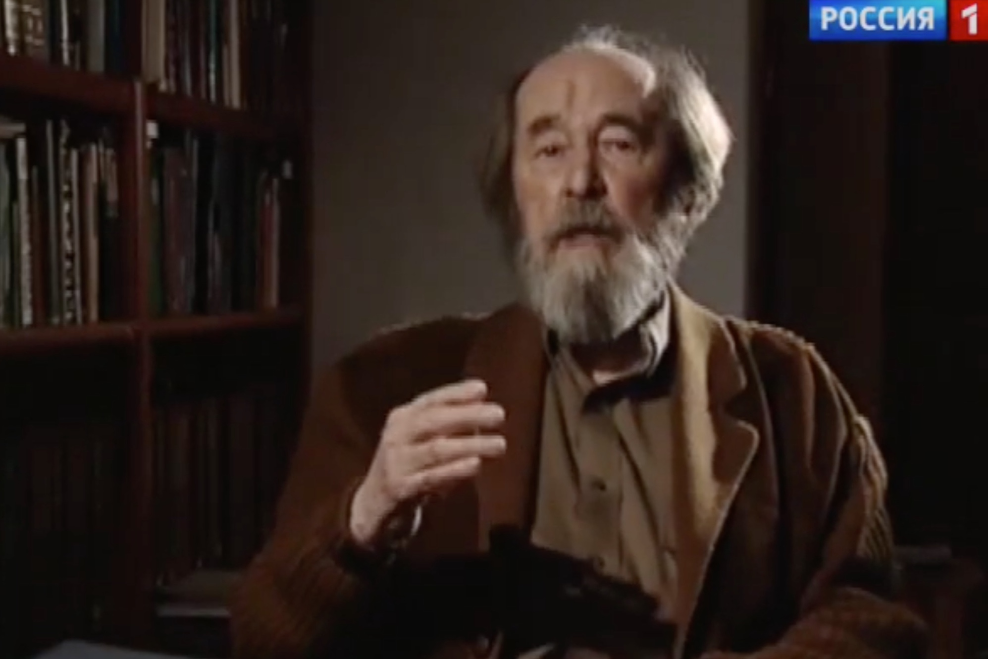 Solzhenitsyn-Video