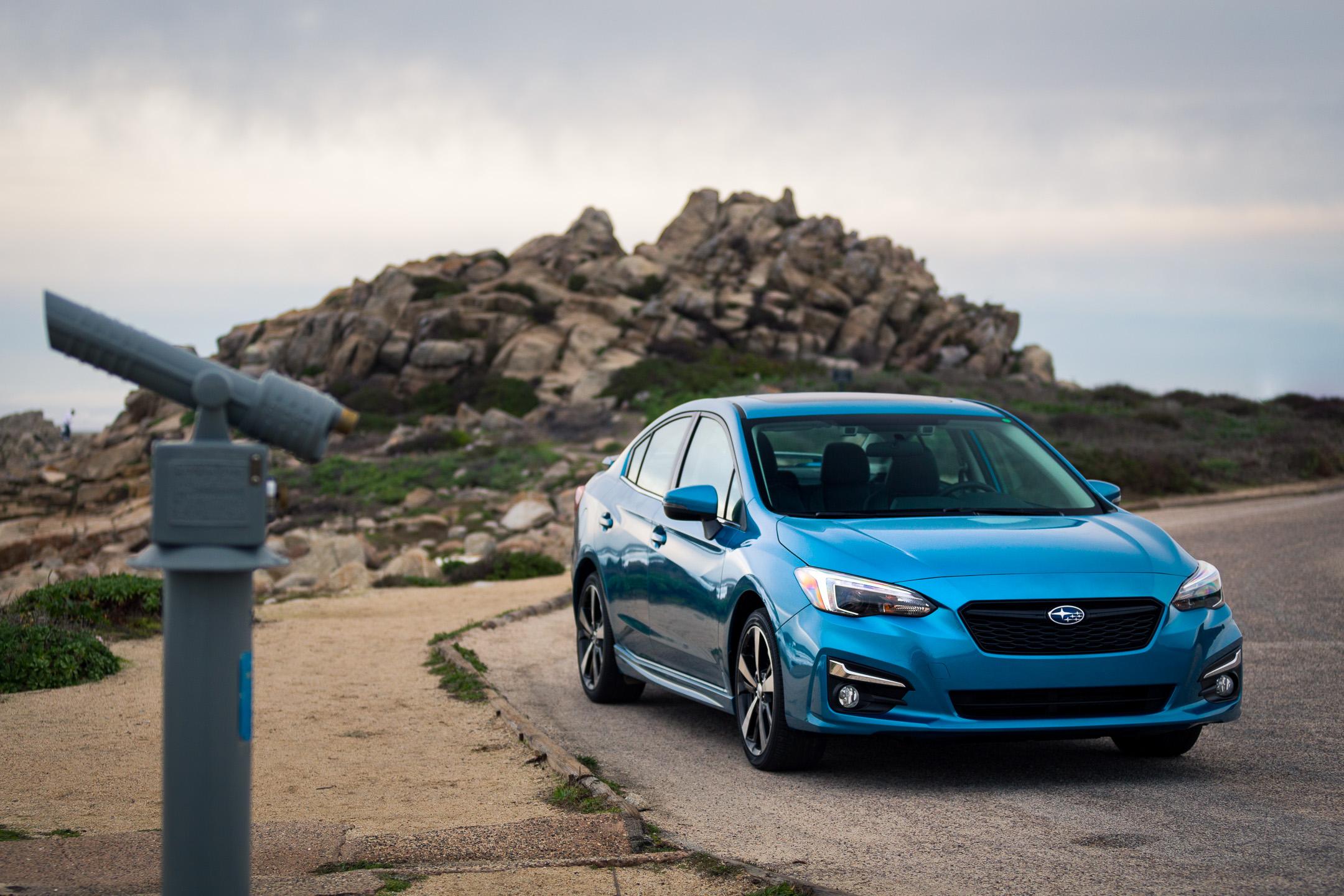 Shot for Subaru Canada