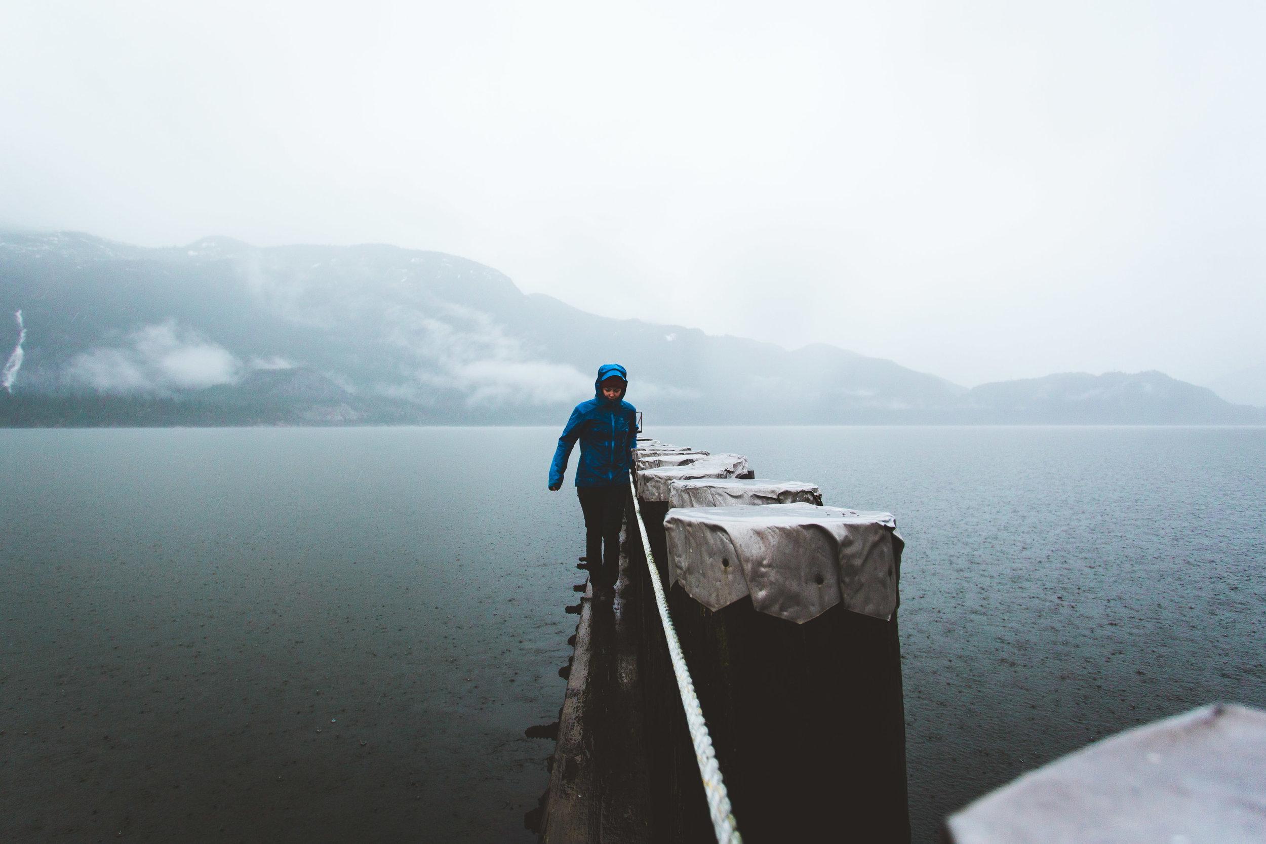 Arcteryx Rain Coat - Squamish