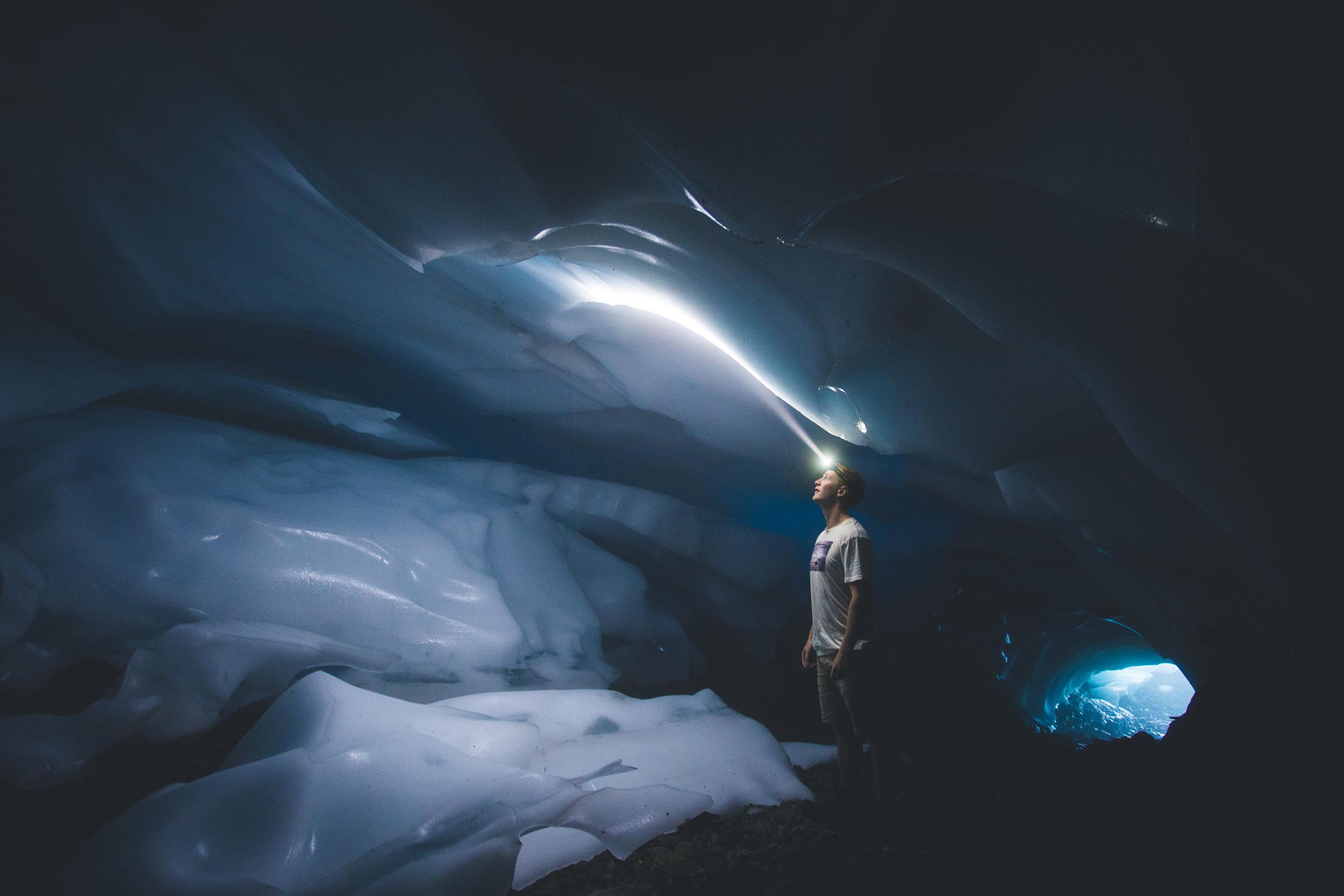 LED Lenser Ice Cave Headlamp